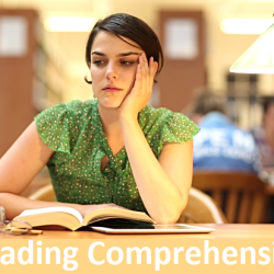 Cetking reading comprehension