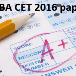 mba cet 2016 question paper with solution pdf cetking