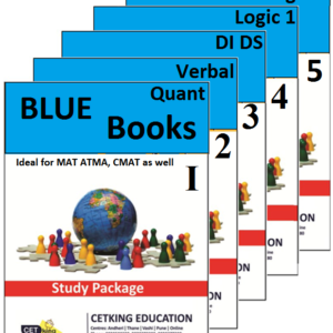 Blue phase CET books