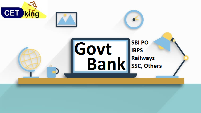 Govt & Bank Exam