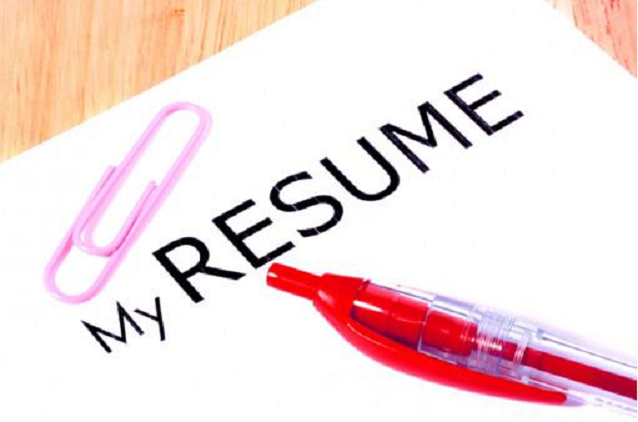 Build Your Resume Before Having CAT!  Build Your Resume