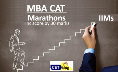 MBA CAT Marathons by Cetking4