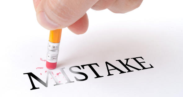 avoid mistakes at work