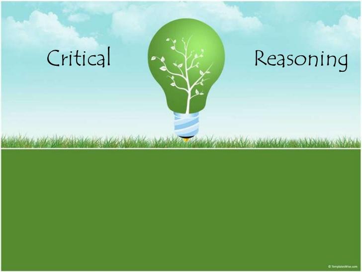 120 must solve Verbal Reasoning Critical Reasoning questions - CetKing